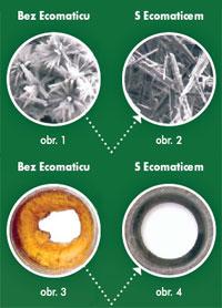 ECOMATIC - čistí a chrání potrubní systém